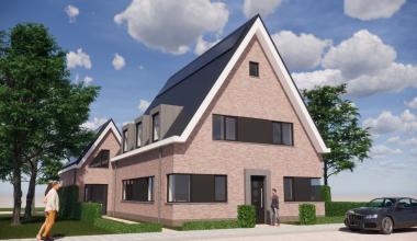 Energieneutrale woning Singelgebied, Domburg (ZEELAND)