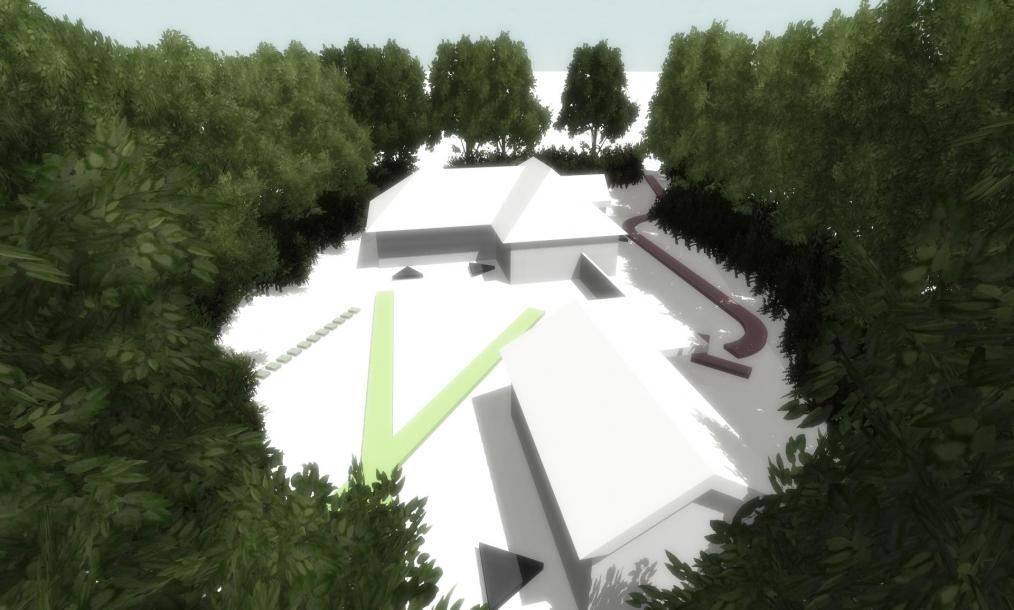 Interactieve massatudie villa Brigidadreef te Bavel