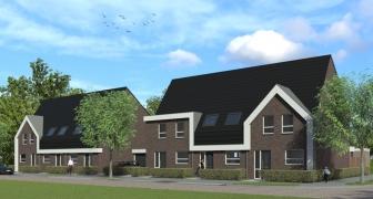 't Karreveld - Energieneutrale woningen, Wissenkerke  (Zeeland)