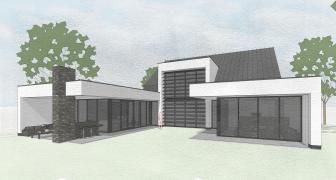 Energieneutrale villa, Heimolen (Noord-Brabant)