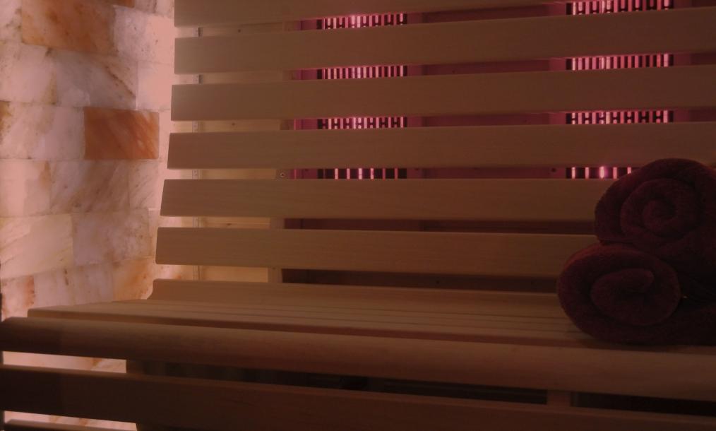 Infrarood sauna in zeeuwse stijl voor prive wellness Zeeuws Ontspannen Middelburg Zeeland