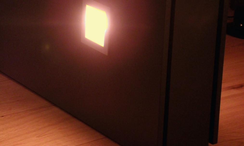 Sfeerdetails met lichtontwerp in de woonkamer